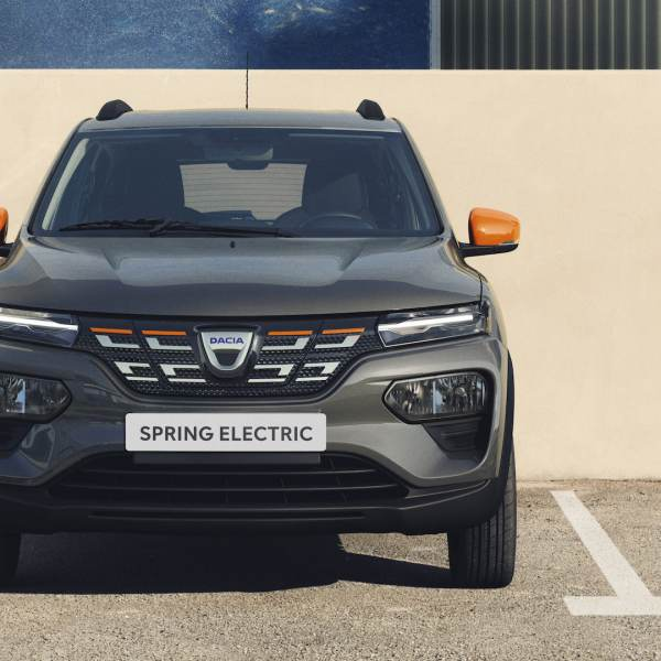 Dacia Electric